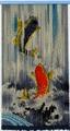 スキルタペストリー  T367 鯉の滝昇り 【送料無料】