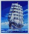 スキルギャラリー G742 帆船