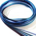 1.5ミリ幅サテンリボンセット(ブルー系)