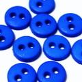 ミニボタン6ミリ(青)