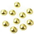 ホットフィックス・丸ポコ5ミリ(ゴールド)