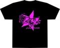 黒Tシャツ(仮面ASH)Lサイズ