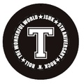TWFW R'N'R 発売記念 badge SET(直径32mm×4個)