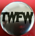 TWFW SILVER  METAL BADGE (直径57mm)