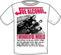 JA&TWFW PORTRAYAL T SHIRT  BLACK &RED