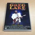 GREG LAKE / GREG LAKE LIVE