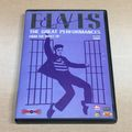 Elvis: The Great Performances, Vol. 3 - From the Waist Up