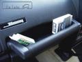 小物が置ける助手席グリップカバー JA11 JB31