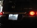 ホンダ車LEDナンバー灯 HNL-1~4/A