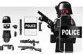 警察機動部隊(PTU)装備セット