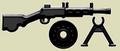 DP28軽機関銃