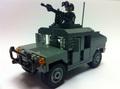M1025A2ハンヴィー:米国陸軍仕様