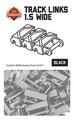 【150個セット】ブリックマニア・トラックリンク:1.5ワイド