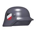 M35プリント付きヘルメット