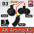 AK Ammo(X3)