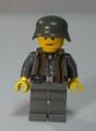 ドイツ軍マシンガンナーWOHG:ダークブルーグレイ