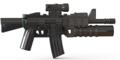 M4A1デルタモデル