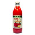 新農研アップル&キャロットジュース(瓶)1000mℓ×6本 【在庫確認商品】