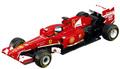 Carrera GO!!! フェラーリF138 F.Alonso No3 64010