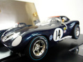 Carrera Bill Thomas Cheetah Daytona 24h 1964 No14 27414 チータ デイトナ
