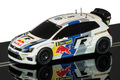 Scalextric Volkswagen Polo Rally Sweden 2013 c3525 フォルクスワーゲン ポロ ラリー