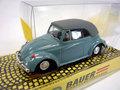 # 4363 - VW Kafer Cabrio - Light Blue