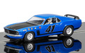 Scalextric C3613 Ford Mustang Boss 302 1969 Trans-Am Championship Ed Hinchliff