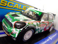 Scalextric MINI Countryman WRC C3523 ミニ