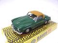 # 4345 Mercedes-Benz 190SL Cabrio Green