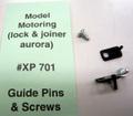 XP701 ガイドピン x2+ビス