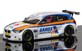 Scalextric c3735 BTCC BMW 125 Series 1 - Sam Tordoff Croft Circuit 2015