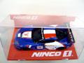 Ninco Chevrolet Corvette GT3 Z06 Luxemburg #9