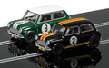 Scalextric Touring Car Legends 1964 ATCC Mini Coopers C3586A ミニクーパー 2台セット