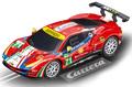 Carrera GO!!! 20064114 Ferrari 488 GTE AF Corse No 71 red