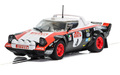 Scalextric C3931 Lancia Stratos 1978 San Remo Rally Markku Alen w Lights