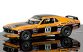 Scalextric C3671 Ford Mustang Boss 302 1969 John Bowe 2011 Touring Car Masters Championship