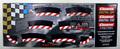Carrera 1/32 1/24 Slot Car Parts 3/30 カーブ イン側 ショルダー 6枚セット(180度分 エプロン付属)20592