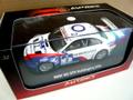 オートアート AUTOart BMW M3 GTR '05 ニュル24時間 #2