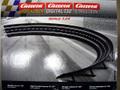 Carrera 1/32 1/24 Slot Car Parts 4/15 ハイバンクカーブ トラック 12枚セット(180度分 柱付属)20579