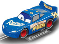 Carrera GO!!! 20064104 Disney Pixar Cars Fabulous Lightning McQueen Blue