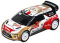 Carrera GO!!! シトロエンDS3 WRC Abu Dhabi No1 64006