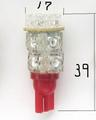 T17-20LED 赤