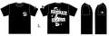 3代目神風兵団Tシャツ(GO VIRAL Tシャツ)