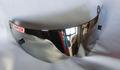 米国 SIMPSON シンプソン 純正 バンディット スーパーバンディット用 シルバーミラー シールド