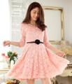 パーティードレス ドレス お呼ばれドレス 大きいサイズ パーティドレス ワンピース