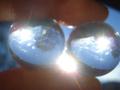 スパイラルクォーツ  螺旋水晶 2個セット
