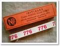 アンティーク*ナンバーテープ/447