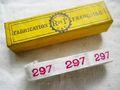 アンティーク*ナンバーテープ/297(2)