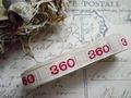アンティーク*ナンバーテープ・360(2)