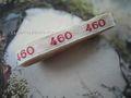 アンティーク*ナンバーテープ 460